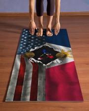 Filipinos Yoga Mat 04 Yoga Mat 24x70 (vertical) aos-yoga-mat-lifestyle-26
