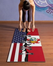 Peru Yoga Mat Yoga Mat 24x70 (vertical) aos-yoga-mat-lifestyle-25