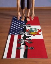 Peru Yoga Mat Yoga Mat 24x70 (vertical) aos-yoga-mat-lifestyle-26