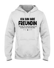 Ich Bin Ihre Freundin Hooded Sweatshirt thumbnail