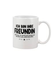 Ich Bin Ihre Freundin Mug thumbnail