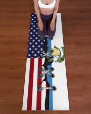 Guatemala Yoga Mat Yoga Mat 24x70 (vertical) aos-yoga-mat-lifestyle-24