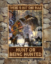 HUNT OR BEING HUNTED 24x36 Poster aos-poster-portrait-24x36-lifestyle-16