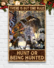 HUNT OR BEING HUNTED 24x36 Poster aos-poster-portrait-24x36-lifestyle-21