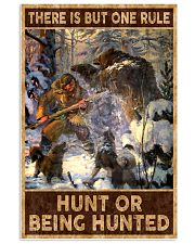 HUNT OR BEING HUNTED 24x36 Poster thumbnail