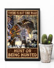 HUNT OR BEING HUNTED 24x36 Poster lifestyle-poster-8