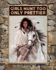 GIRLS HUNT TOO ONLY PRETTIER 24x36 Poster aos-poster-portrait-24x36-lifestyle-16