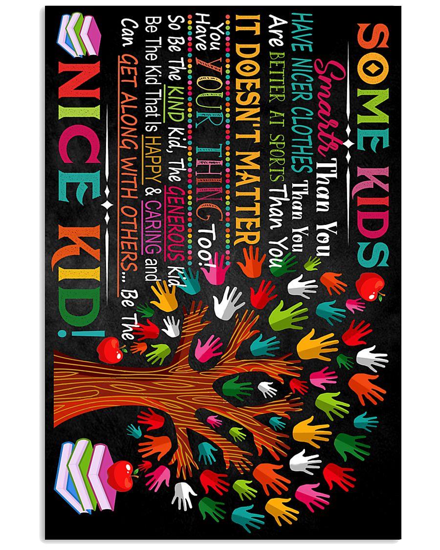 NICE KIDS 11x17 Poster