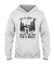 let's just go Hooded Sweatshirt thumbnail