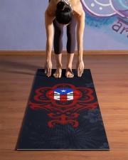 Puerto Rico Yoga Mat Yoga Mat 24x70 (vertical) aos-yoga-mat-lifestyle-25