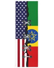 Ethiopia Yoga Mat Yoga Mat 24x70 (vertical) front