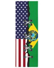 Brazil Yoga Mat Yoga Mat 24x70 (vertical) front