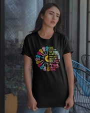 SHE DANCE TO THE SONG Classic T-Shirt apparel-classic-tshirt-lifestyle-08
