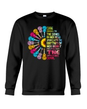 SHE DANCE TO THE SONG Crewneck Sweatshirt thumbnail