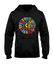 SHE DANCE TO THE SONG Hooded Sweatshirt thumbnail