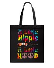 A LITTLE HIPPIE A LITTLE HOOD Tote Bag thumbnail