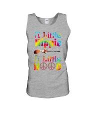 A LITTLE HIPPIE A LITTLE HOOD Unisex Tank thumbnail