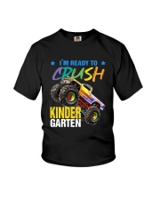 KINDERGARTEN Youth T-Shirt front