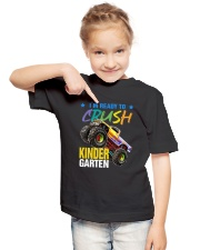 KINDERGARTEN Youth T-Shirt lifestyle-youth-tshirt-front-2