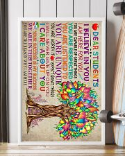 DEAR STUDENT 11x17 Poster lifestyle-poster-4