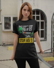 STORM AREA 51 Classic T-Shirt apparel-classic-tshirt-lifestyle-19