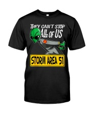 STORM AREA 51 Classic T-Shirt front