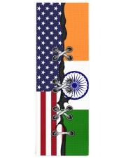 India Yoga Mat Yoga Mat 24x70 (vertical) front