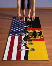 Germany Yoga Mat Yoga Mat 24x70 (vertical) aos-yoga-mat-lifestyle-26