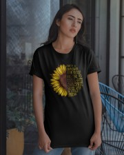 SHE'S A SUNFLOER GIRLS Classic T-Shirt apparel-classic-tshirt-lifestyle-08