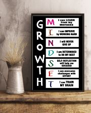 GROWTH MINDSET 11x17 Poster lifestyle-poster-3