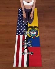 Colombia Yoga Mat Yoga Mat 24x70 (vertical) aos-yoga-mat-lifestyle-24