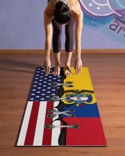 Colombia Yoga Mat Yoga Mat 24x70 (vertical) aos-yoga-mat-lifestyle-25