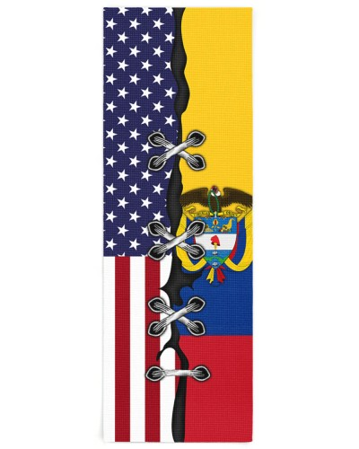 Colombia Yoga Mat