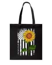 SUNFLOWERS Tote Bag tile
