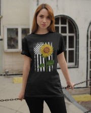 SUNFLOWERS Classic T-Shirt apparel-classic-tshirt-lifestyle-19