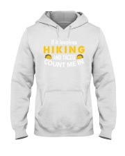 hiking taco Hooded Sweatshirt thumbnail