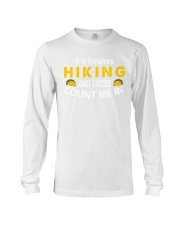 hiking taco Long Sleeve Tee thumbnail