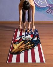 Dominicana Yoga Mat Yoga Mat 24x70 (vertical) aos-yoga-mat-lifestyle-25
