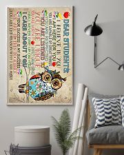 DEAR STUDENTS 11x17 Poster lifestyle-poster-1
