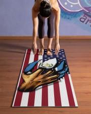 Guatemala Yoga Mat Yoga Mat 24x70 (vertical) aos-yoga-mat-lifestyle-25