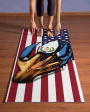 Guatemala Yoga Mat Yoga Mat 24x70 (vertical) aos-yoga-mat-lifestyle-26