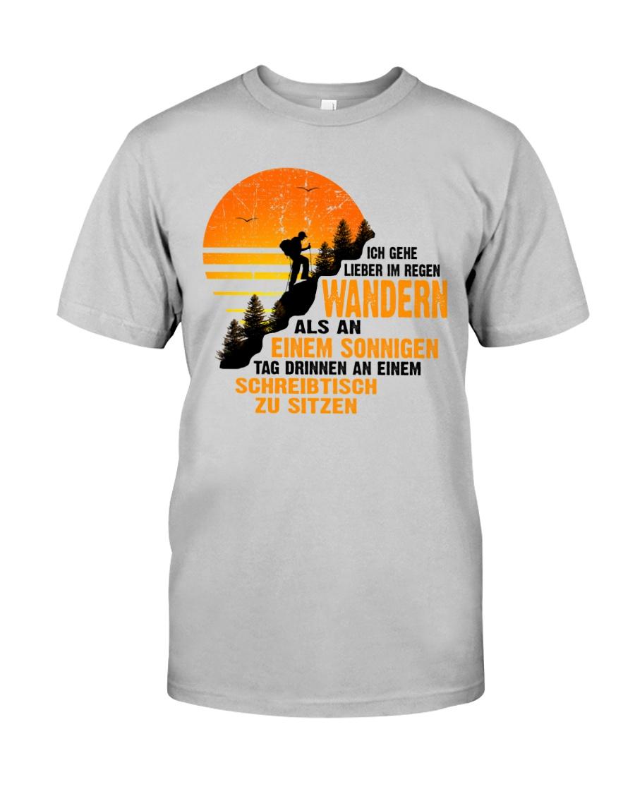 hiking de Classic T-Shirt