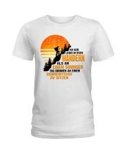 hiking de Ladies T-Shirt thumbnail