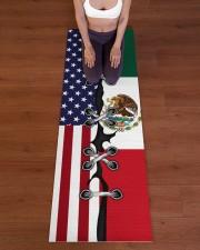 Mexico Yoga Mat Yoga Mat 24x70 (vertical) aos-yoga-mat-lifestyle-24