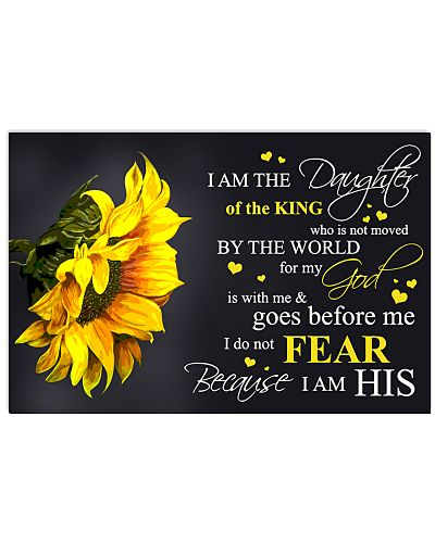 I'M THE DAUGHTER OF THE KING