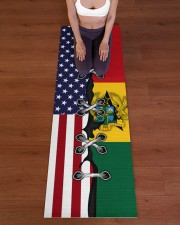 Ghana Yoga Mat Yoga Mat 24x70 (vertical) aos-yoga-mat-lifestyle-24
