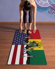 Ghana Yoga Mat Yoga Mat 24x70 (vertical) aos-yoga-mat-lifestyle-25