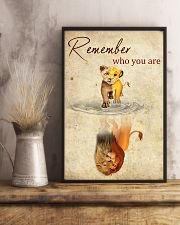 REMEMBER WHO YOU ARE 24x36 Poster lifestyle-poster-3