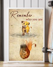 REMEMBER WHO YOU ARE 24x36 Poster lifestyle-poster-4