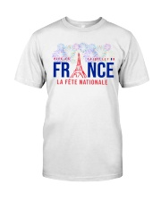 FRANCE Classic T-Shirt tile